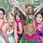 Wedding Photo Booth on Kiawah Island