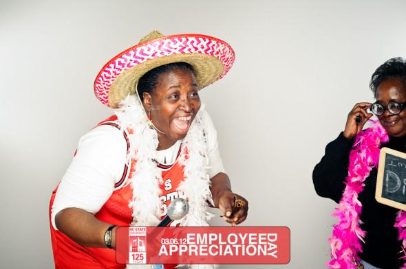 NC State University Employee Appreciation Photobooth