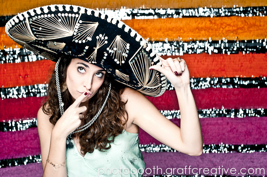 Cinco De Mayo | Birthday Photobooth