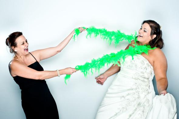 Bailey & Richard | A Fuquay-Varina Wedding Photobooth