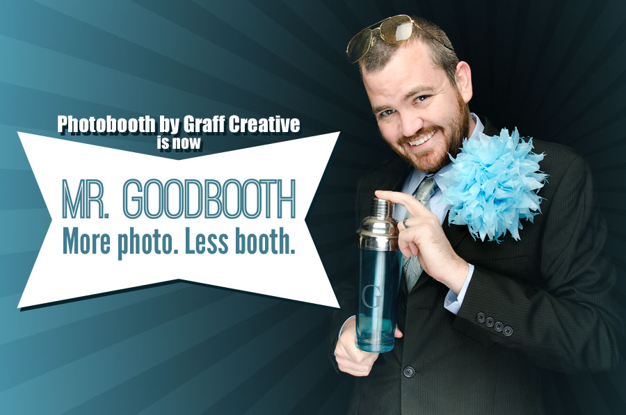 Photobooth by Graff Creative is now Mr. Goodbooth
