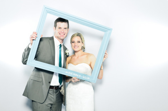 Ginny & Ben | A Charleston Wedding Photobooth