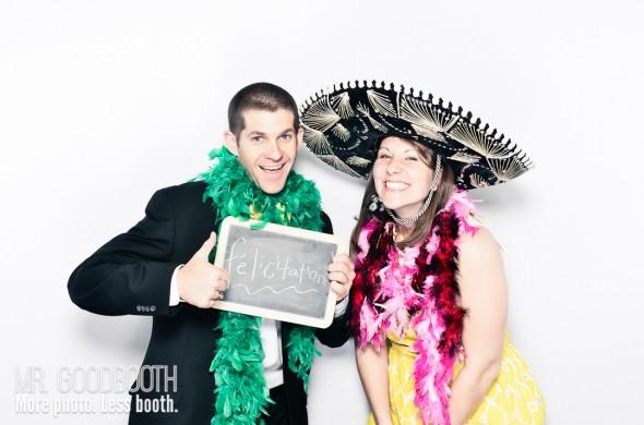 Stephanie & Scott | Charleston Wedding Photobooth