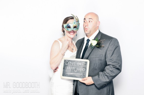 Stephanie & Scott | Charleston Wedding Photobooth