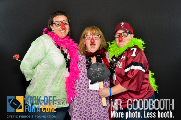 Cure Cystic Fibrosis | Photobooth