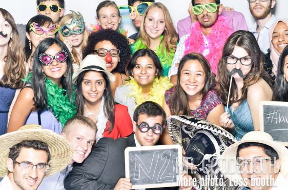 Duke University ResLife Photobooth