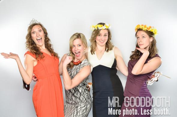 Raleigh Photobooth | Fuquay-Varina Sleigh Ride Photobooth | Mr. Goodbooth