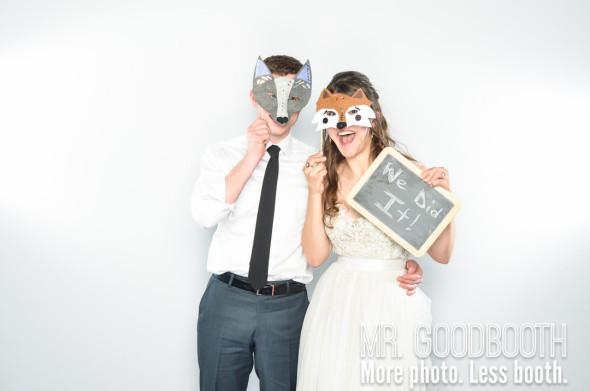Ann & Andy | A Chapel Hill Wedding Photobooth