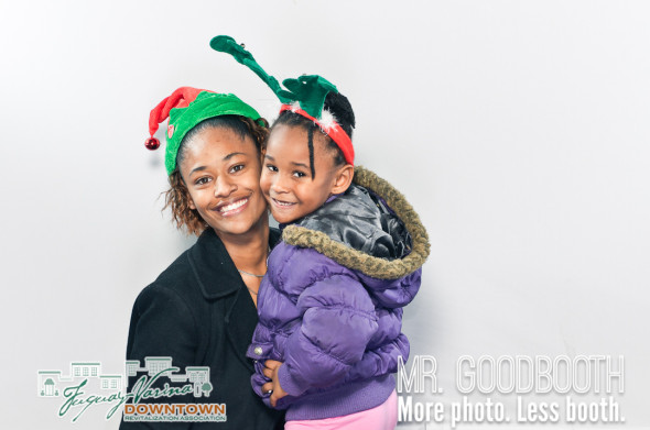 Raleigh Photobooth | Fuquay-Varina Sleigh Ride Photobooth | Mr. Goodbooth