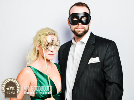 The Mill | Masquerade Ball Photobooth