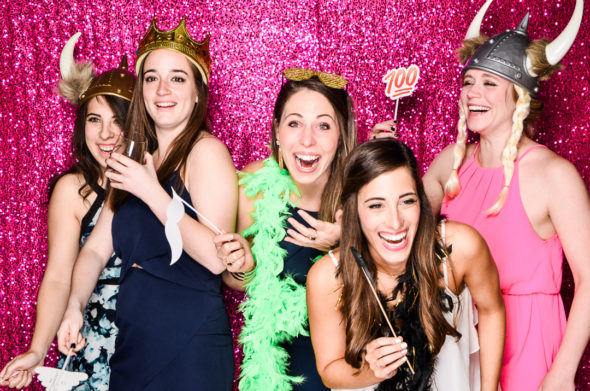 Raleigh Wedding Photo Booth | Mr. Goodbooth