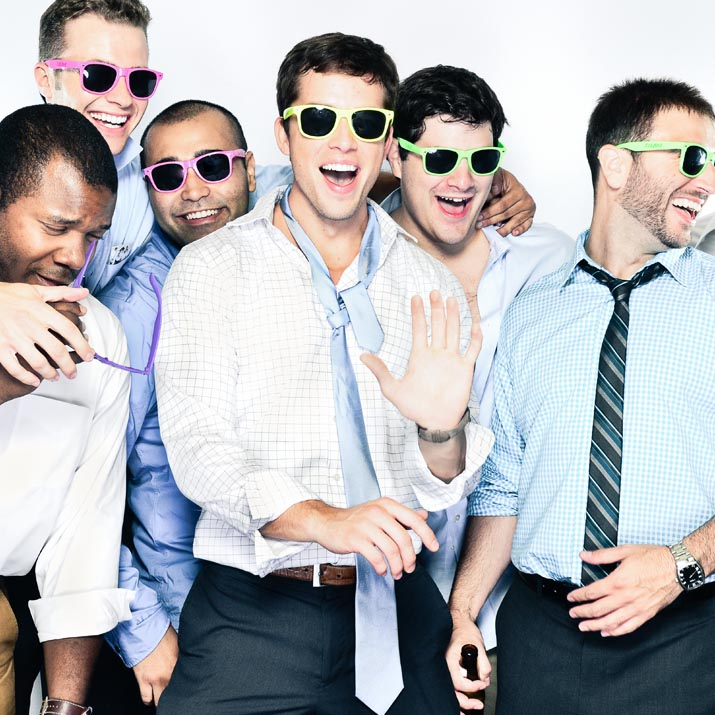 Raleigh Photo Booth | Mr. Goodbooth